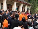 香港明星足球队携手赣州当地共建爱心小学