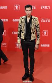 巨星云集 星光熠熠 2016上海国际电影节红毯盛典 哪位男神撩