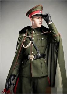 影视剧中的军装男神,哪一个更入你的眼?